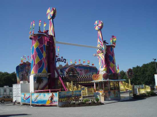 Carnival Rides : Top Spin 1
