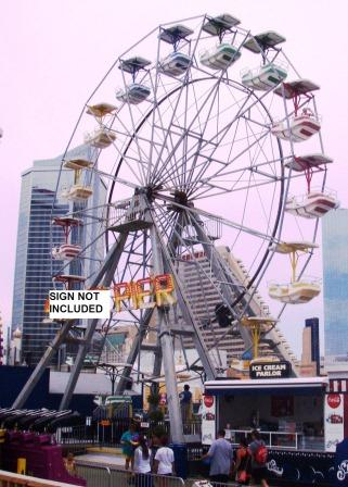 Amusement Park Rides : 20 METERS GONDOLA  WHEEL