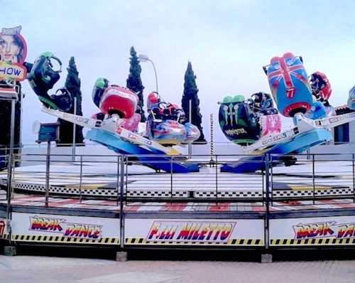 Carnival Rides : Break Dance/Crazy Dance