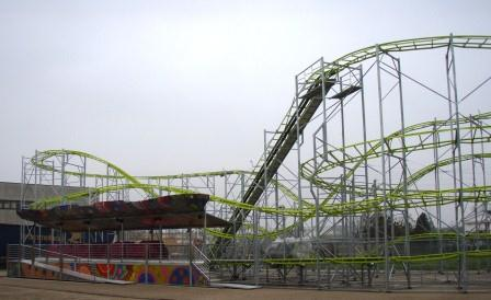 Amusement Park Rides : cyclone / super cyclone